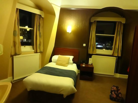 Bay Torbay Hotel: warming room