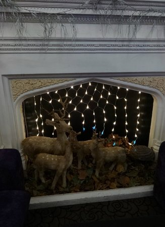 Bay Torbay Hotel: seasonal cheer