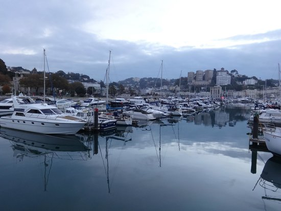 Bay Torbay Hotel: reflections