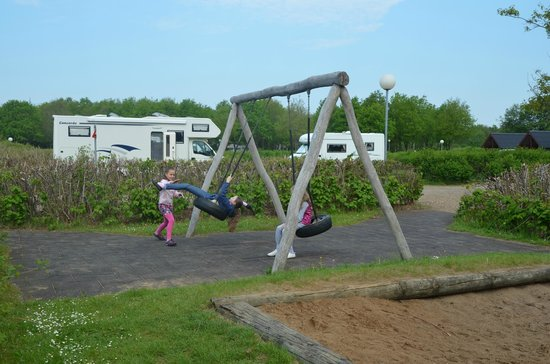 LEGOLAND Holiday Village: Детская площадка