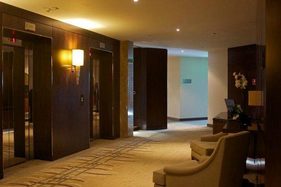 Kharkiv Palace Premier Hotel: Kharkiv Palace Hotel: corridor