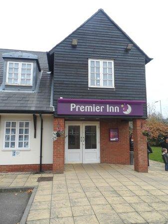 Premier Inn St. Neots (A1/Wyboston) Hotel: Hotel