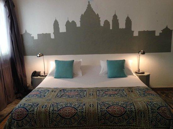 Haveli Hauz Khas : Jaipur room