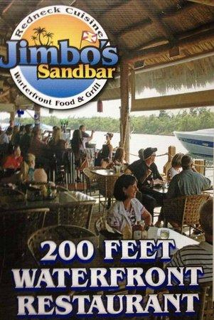 Jimbo's Sandbar: JIMBOS