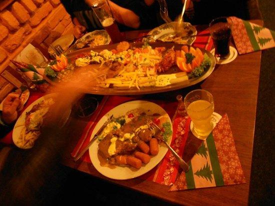 Hilbecker Hof: Meal