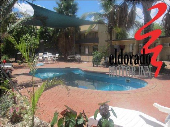 Eldorado Motor Inn: Pool area