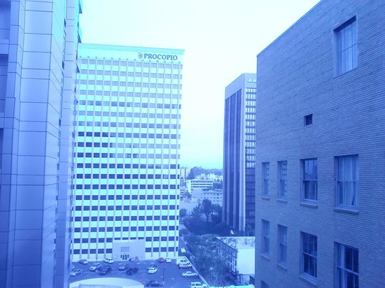 Courtyard by Marriott San Diego Downtown : View from the 12th floor