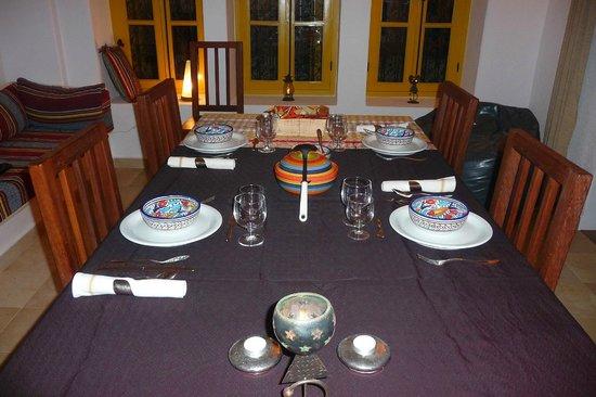 Dar Enesma : à table !