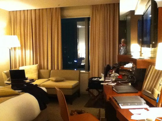 The Strings by InterContinental Tokyo : 清潔な部屋でした
