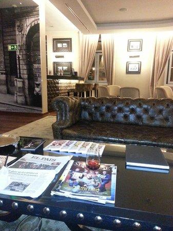 The Vintage Lisboa: Lobby