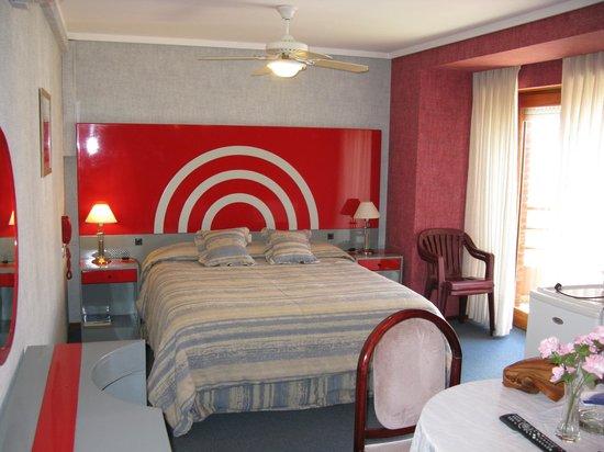 Hotel Gran Internacional : Habitacion