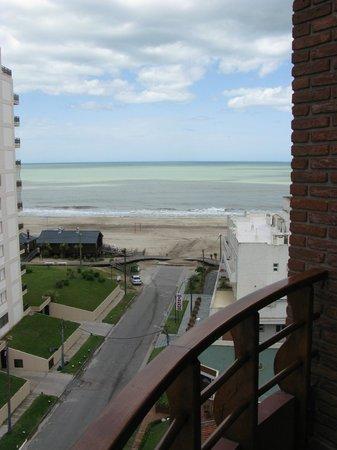 Hotel Gran Internacional: Vista desde el balcón. 7º Piso