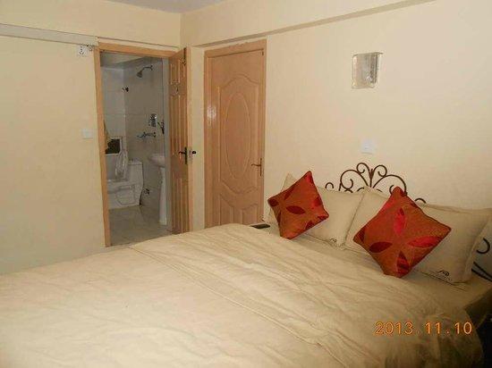 Cosy Hotel: My room