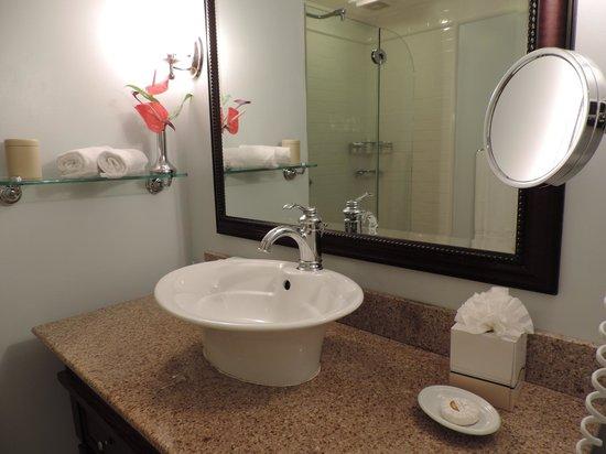 BodyHoliday Saint Lucia: Bathroom