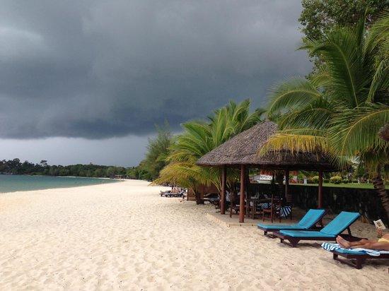 Sokha Beach Resort : beach