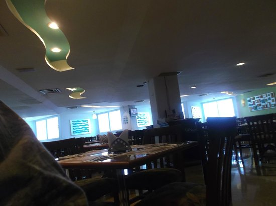 Hotel Lois: area de comedor
