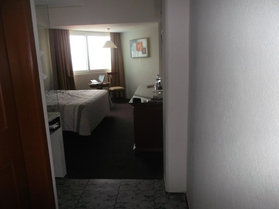 Hotel Lois: recamara sencilla