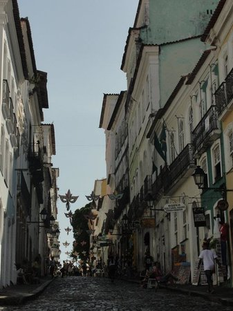 Hotel Pelourinho : Entrada del hotel