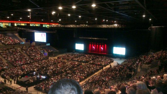 Mrs browns boys tickets liverpool