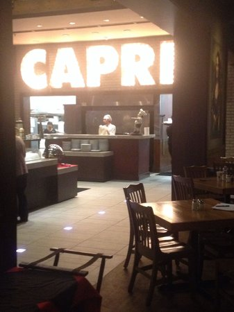 Capriz Restaurant At Broadway At The Beach Picture Of