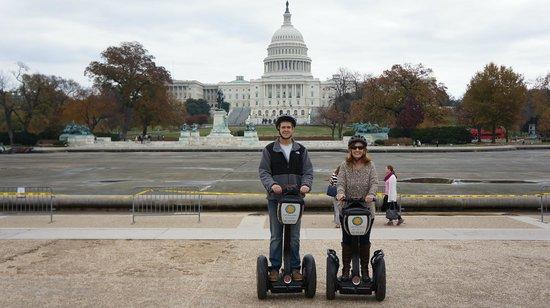 Smithsonian National Mall Tours : Great tour !!