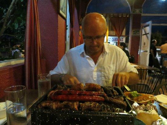 Patagonia Restaurant: steak steak steak
