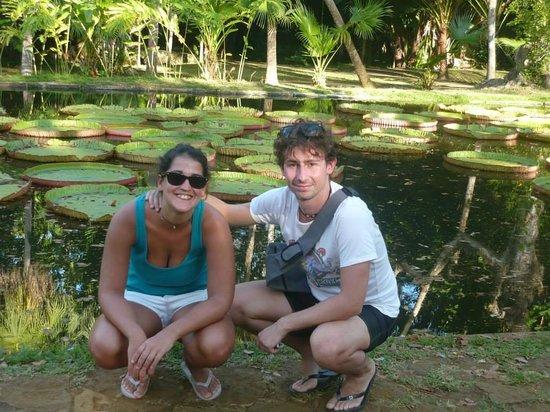 Veraclub Le Grande Sable: Pomplemusses, il giardino botanico, da visitare con una guida, sarà un'esperienza indimenticabil