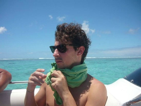Veraclub Le Grande Sable: Gita in catamarano per l'isola dei cervi e Blue Bay.