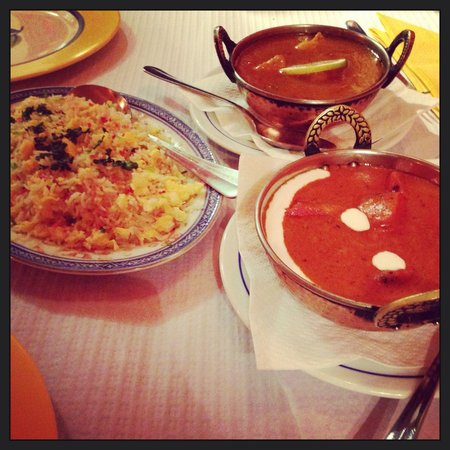 Indian Hut Alvor: Best indian food ever!