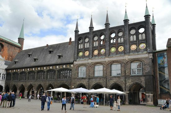 markt stadhuis bild von l beck schleswig holstein tripadvisor. Black Bedroom Furniture Sets. Home Design Ideas