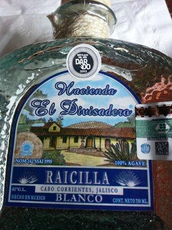 Deliciosa Raicilla Hacienda El Divisadero
