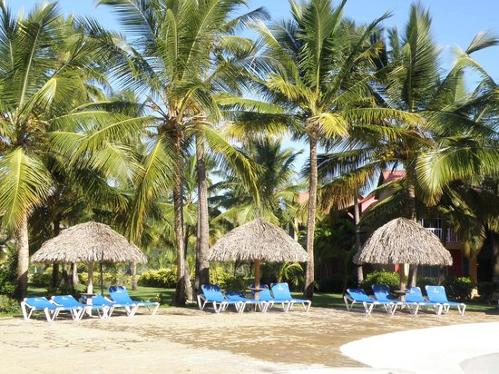 Tropical Princess Beach Resort & Spa: Widok na basen