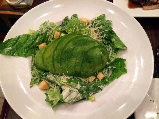Tierra del Fuego: Avocado Salad