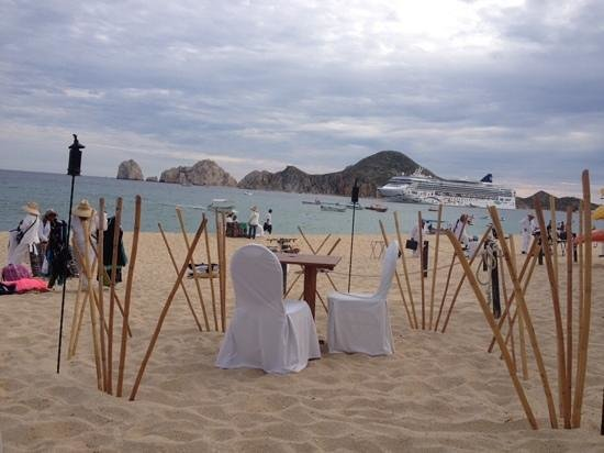Villa del Arco Beach Resort & Spa Cabo San Lucas : view from hotel