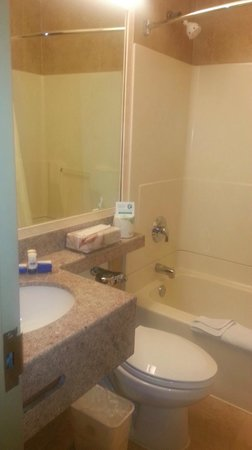 BEST WESTERN Jamaica Inn: Nice Bathroom