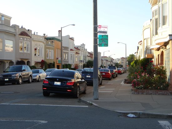 Travel Inn: bairro de Marina District - San Francisco - California