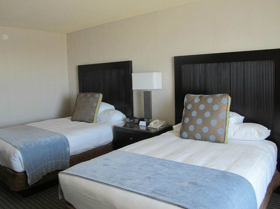 Hyatt Regency San Francisco Airport - Burlingame: Our room.
