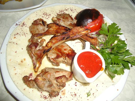 Restaurant Baku: Simpel, maar uitstekend