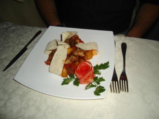 Restaurant Baku: Mooi en lekker
