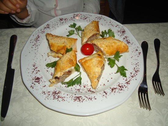 Restaurant Baku: Heeeeerlijk!