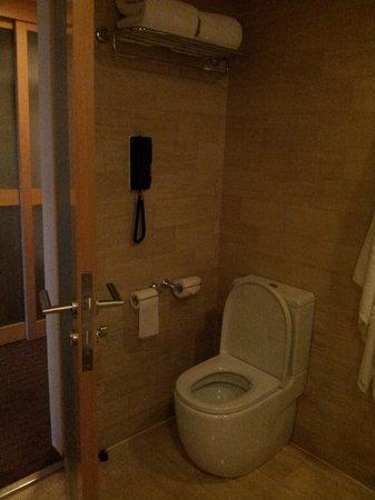 Novotel Singapore Clarke Quay: Bathroom - toilet