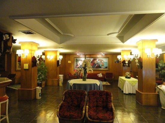 Hotel Bella Italia: Decoração aconchegante
