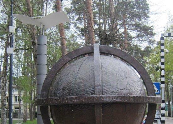 Jurmalas Globe