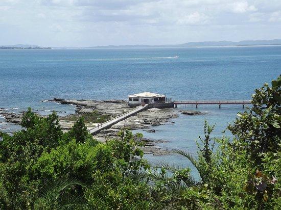 Passeio às Ilhas : mirante ilha dos frades