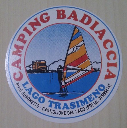 Badiaccia Camping Village : Logo