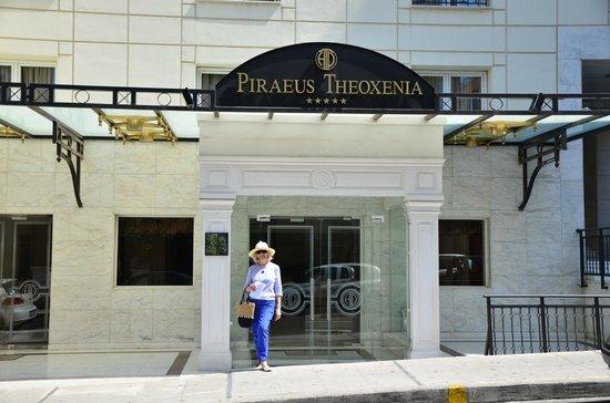Piraeus Theoxenia Hotel: Hotel Theoxenia, Piraeus