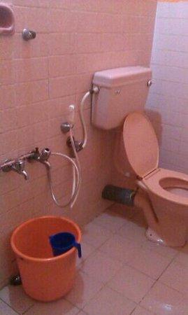 Nest Resort: bathroom