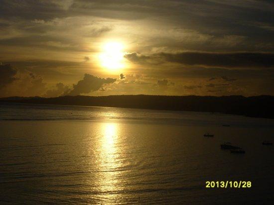 ClubHotel Riu Ocho Rios : sun setting