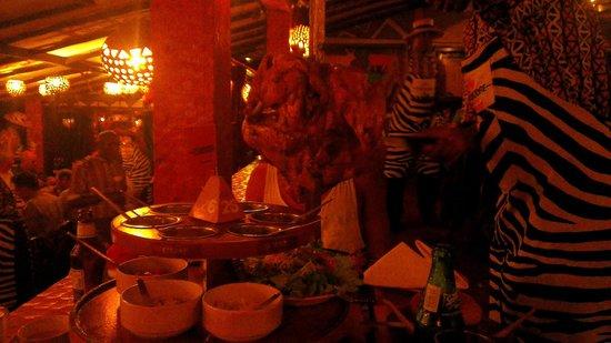 The Carnivore Restaurant: MMMMmmmm