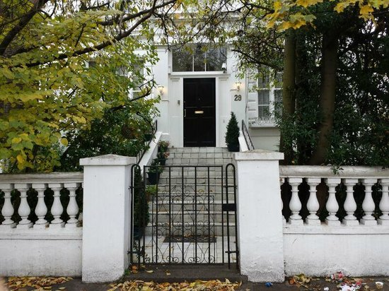 Juliette's Guest House: ingresso
